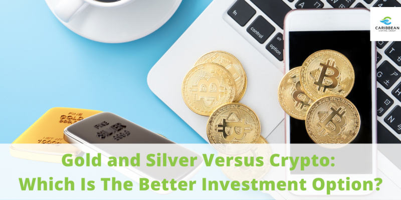 gold and silver or cryptocurrency
