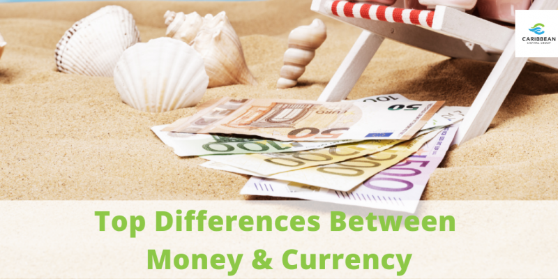 money vs currency